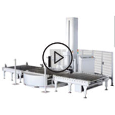 Wrapping machine- 2000D